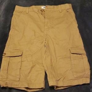 Old navy Boys size 16 regular cargo shorts